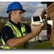 Электромонтажные работы систем сигнализации и видеонаблюдения фото