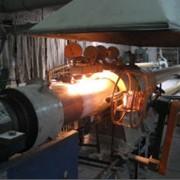 Оборудование для производства стеклопластиковых труб непрерывным способом фото