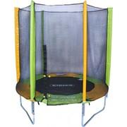 Батут KIDIGO 183 см. с защитной сеткой фото