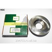 Диск переднего тормоза KGC, кросс_номер 517123E300 фото