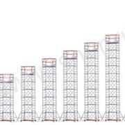 Вышка-тура ВСП-250, размер рабочей площадки 1,2х2м фото