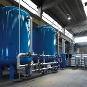 Монтаж систем водоподготовки фото
