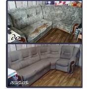 Перетяжка и видоизменение мебели фото