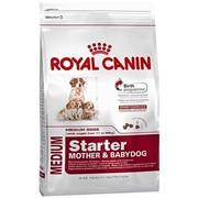 Medium Starter M&B Royal Canin корм для щенков и сук, Пакет, 16,0кг фото