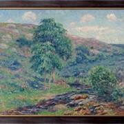 Картина Горы Aре, Дур-Ду, 1903, Море, Генри фото