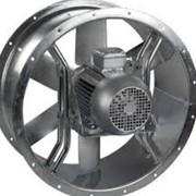 Вентиляторы осевые дымоудаления фото