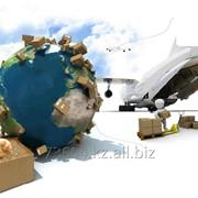 Услуга перевозок документов и грузов фото