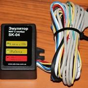 Эмулятор лямбда и MAF SK-04 фото