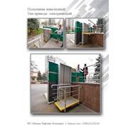 Подъёмник приводной подъёмный для лиц с ограниченными физическими возможностями вертикальный ПВІ – 2 MLK фото
