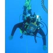 Работы водолазные подводно-технические цена фото