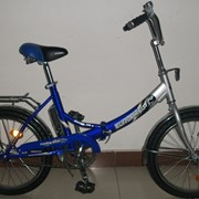 Велосипед складной Eurobike Rondo 20 фото