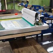 Оборудование, станки для шелкографии фото