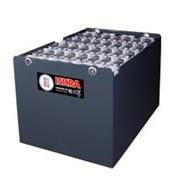 Тяговая свинцово-кислотная акумуляторная батарея для погрузчиков 2х40V 3PzSL 240Ah ISKRA фото
