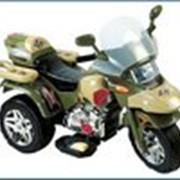 Электрический мотоцикл для детей от 3 до 8 лет. фото