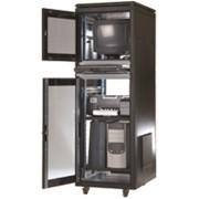 Компьютерный шкаф 3-секционный 36U 600x800 мм фото