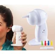 Прибор для чистки ушей у взрослых и малышей Wax Vac фото