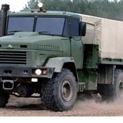 Бронированный автомобиль KрАЗ-6322 НМРV-А фото