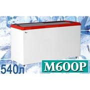 Морозильный ларь с прямым стеклом JUKA M600P фото