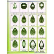 Продукция из искусственной хвои, производство изделий из искусственной хвои: елки, корзины, траурные венки, товар от производителя. фото