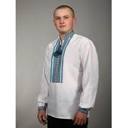 Сорочка мужская, chs-02-23 фото