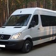 Аренда микроавтобуса на 18 мест фото