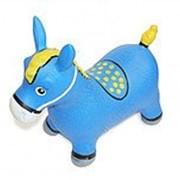 Игрушка детская, в форме лошадки ПОПРЫГУНЧИК фото