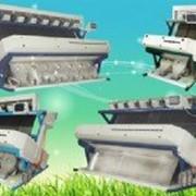Сортеры ( фотосепаратор ) оптические для сортировки и очистки зерновых,бобовых,кукурузы,семечек,чая,перца,полипропилена фото
