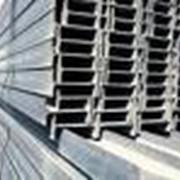 Балки двутавровые стальные специальные фото