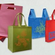 Пошив сумок, изготовим эко-сумки из спанбонда фото