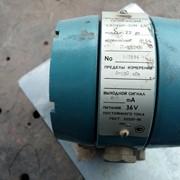 Преобразователь измерительный разности давления Сапфир-22-ДД фото