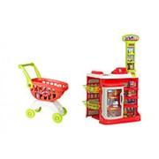 Игровой набор SMART 1684458.00 Супермаркет с тележкой фото