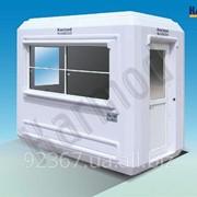 Модульная Кабина 150 X 270см фото