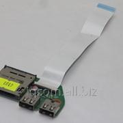 Плата с разьёмом картридер Toshiba 6050A2335001-CARD-A02 Satellite L650D фото