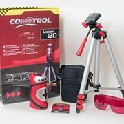 Лазерный уровень Condtrol Laser 2D Set фото