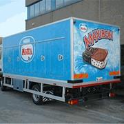 Фургоны рефрижераторы для перевозки мороженного Cofi фото