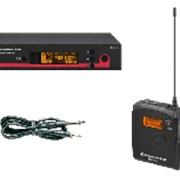 Sennheiser EW 172 G3-A-X UHF (516-558 МГц) инструментальная радиосистема серии G3 Evolution 100 фото