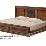 Кровать Тоскана/Toscana 160х200 фото