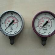 Манометр аргоновый МТП-280Р-М1 (расходомер, указатель расхода) 0-40 и 0-150л/мин фото