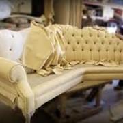 Перетяжка мягкой мебели Полтава фото