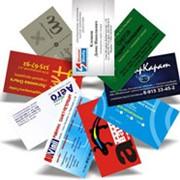 Визитки, Визитные карточки фото