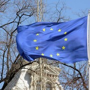 Флаг корпоративный фото