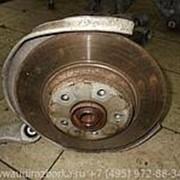 Тормозной диск передний правый Audi Q5 фото