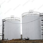 Резервуары вертикальные стальные для азс 100 куб. фото