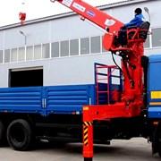 Аренда и услуги манипулятора в  Павлодар и области фото