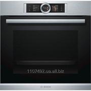 Духовой шкаф Bosch HRG656XS2 фото
