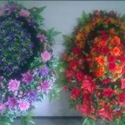 Венки на похороны в Алматы фото
