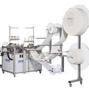 Машина для одновременной обработки краёв боковин матраса (эконом) Один подающий ролик SM-2000A-C1 Четыре подающих ролика SM-2000A-C4 фото