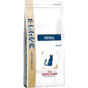 Лечебный корм для кошек Royal Canin Renal Feline 4 кг фото