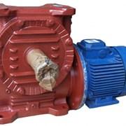 Мотор-редуктор червячный одноступенчатый МЧ-63  фото