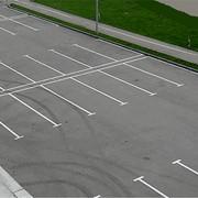 Обновление и разметка автостоянок и паркингов фото
